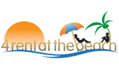 4 Rent At The Beach – Logo