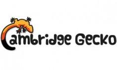 Cambridge Gecko– Logo