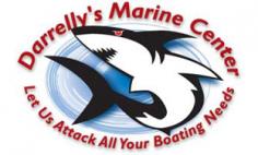 Darrellys Marine Center – Logo