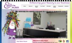 Edi's Place – Website Redesign