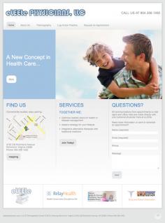 eLEETe Physicians – Website Design