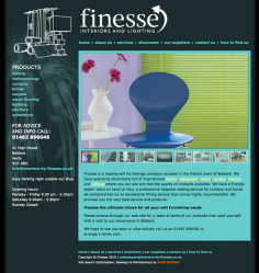 Interiors by Finesse