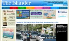 The Islander Newspaper – Redesign