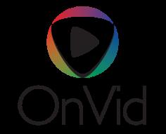 OnVid.co.uk – Logo Design